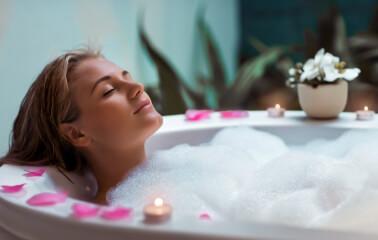 Banyo Ritüelinizi Lüks Bir Spa Deneyimine Dönüştürün