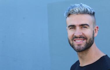 Trend Alarmı: Erkeklere Özel Punk Saç Modeli