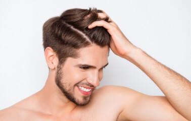 Erkek Saç Bakımı: Kuru ve Yağlı Saçın Farkı