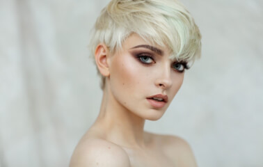 Oval Yüzler İçin Saç Kesimi