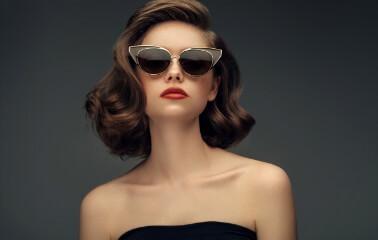 Modern Retro Saç Modelleri