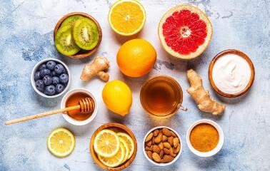 C Vitamini ve Cilt Bakımı