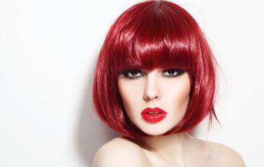 Kızıl Saçın Makyajı