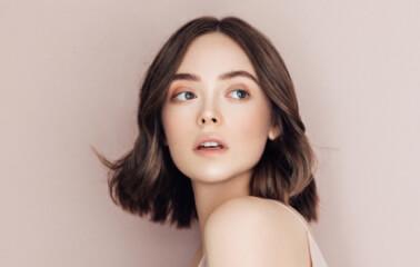 Kumrallar için Kısa Saç Modelleri