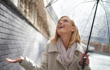 Yağmurlu Havalar İçin Saç Çözümleri